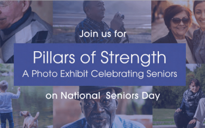 Pillars of Strength: A Photo Exhibit Celebrating Seniors
