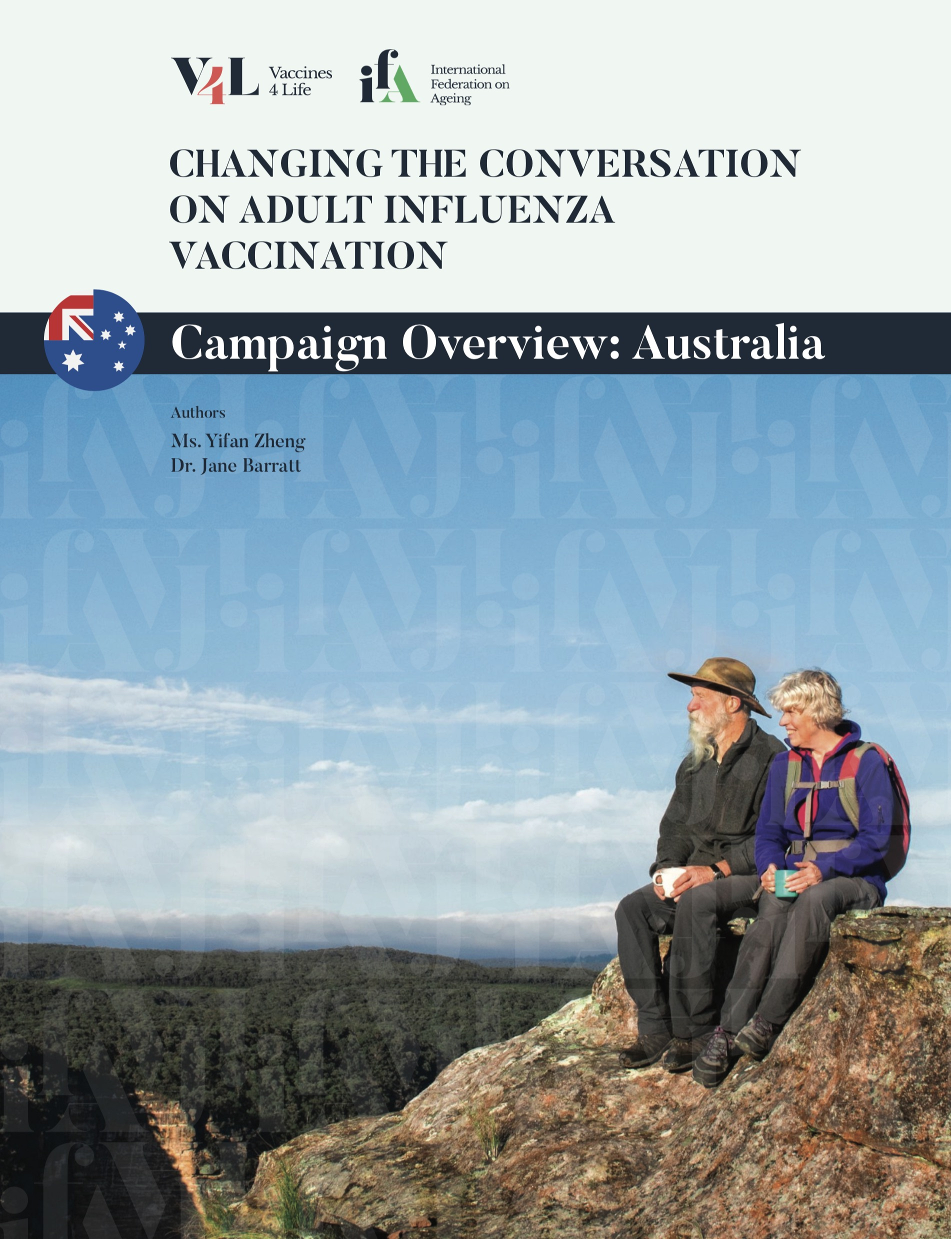 Changing the Conversation Report cover